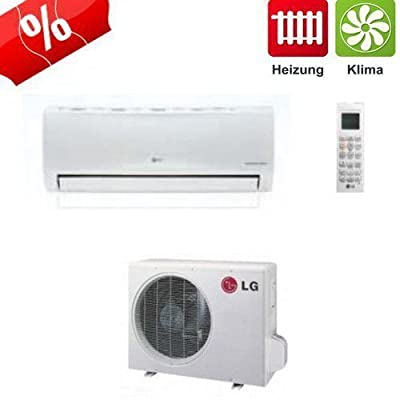 LG Econo split air conditioner DC inverter E12EL Set 3.5 kW up to 35 m²