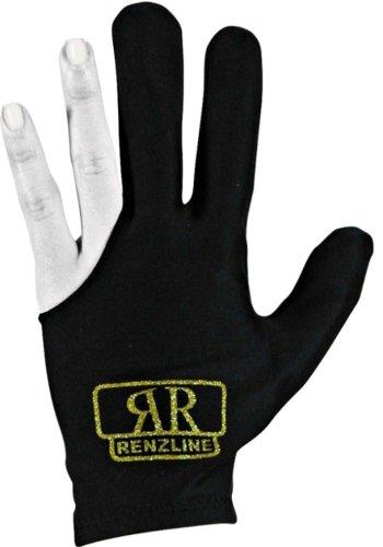 Billardhandschuh Universal, beidhändig, Farbe schwarz
