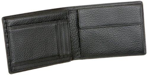 Porsche Design Cervo 2.0 BillFold H7J 4090000447 Herren Geldbörsen 13x10x1 cm (B x H x T), Schwarz (black 900) Schwarz (black 900)