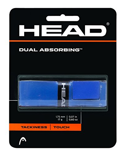 Head Dual Absorbing Ersatz-Tennisgriff