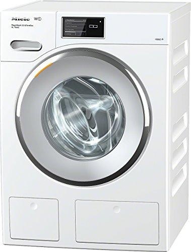 Miele WMV960 WPS Independiente 9kg 1600RPM A+++ Color blanco Front-load - Lavadora (Independiente, A+++, A, Color blanco, Front-load, Derecho)