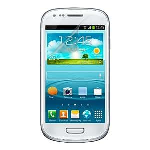 Belkin F8M539vf2 Pack de 2 Films de protection d'écran Anti-traces de doigts pour Samsung Galaxy S3 mini