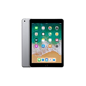 Apple iPad (Wi-Fi + Cellular, 128 GB) – Silver
