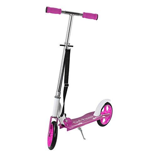 Scooter / Cityroller 'Girl Power' pink