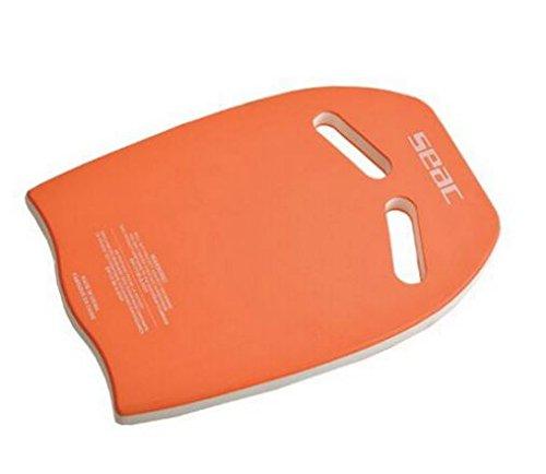 Seac 1520036040000A, Tavoletta Galleggiante da Nuoto per Esercizi in Piscina e Mare Unisex-Adulto, Arancione, Taglia Unica