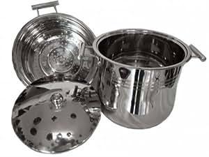 CousCous Topf / Dampfgarer 8 Liter: Amazon.de: Küche