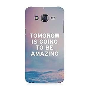 Hamee Designer Printed Hard Back Case Cover for Samsung Galaxy J5 2016 Design 6067