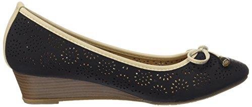 XTI - Zapatos de tacón, Tacchi Donna Nero (NEGRO)