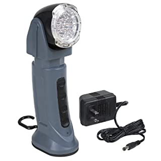 Alert Stamping LR202 20 LED Rechargeable Multi Directional Task Light