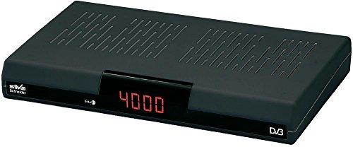 Silva Schneider HD-Kabel-Receiver DCR 612 Aufnahmefunktion, Kartenleser