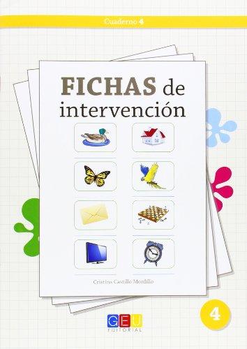 Fichas de Intervención 4 (2013) (Fichas De Atencion)