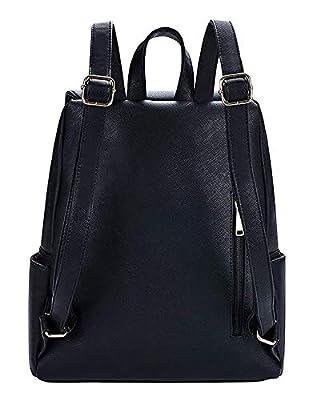 Prodigious Deal Black Casual Backpack for Stylish Girls Shoulder College/School Bag