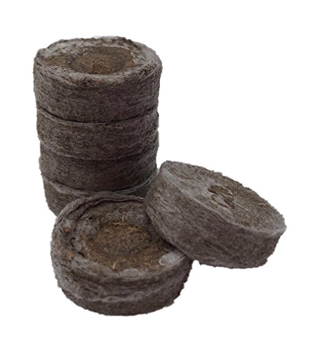 Nutley's Pastilles de terreau de 22 mm (Lot de 100)