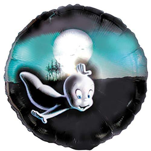 CTI Folienballon 516002V Casper, 45,7 cm, mehrfarbig