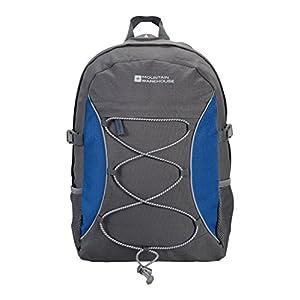 41Pn8W%2BwgHL. SS300  - Mountain Warehouse Bolt 18L Backpack - Ripstop Rucksack, Compression Straps Bag - For Travelling