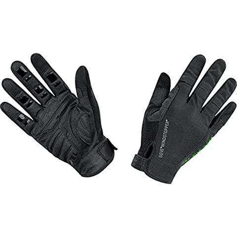 GORE BIKE Wear Herren Mountainbike-Handschuhe, Super Leicht, GORE WINDSTOPPER, POWER