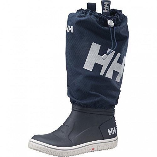 Helly Hansen W Aegir Ocean Boo Stiefel Blau - Marine/Blanc/Rouge