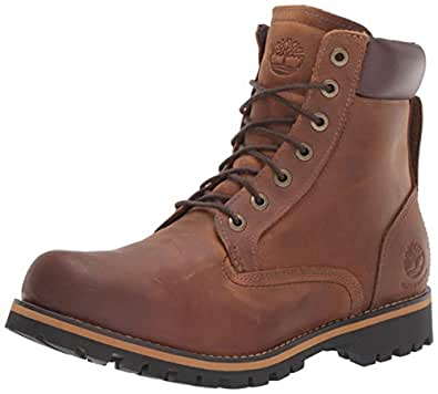 d04c99d61f3b1a Homme Timberland In Boot Toe Bottes Wp Marron 6 Plain Qdhtsr