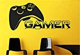 Pegatinas De Pared Gamer Players Gaming Time Xbox 360 Ps3 Controlador...