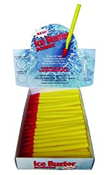 Todays Tackle 422012 Ice 5-Inch 60 Bobber Display, Box
