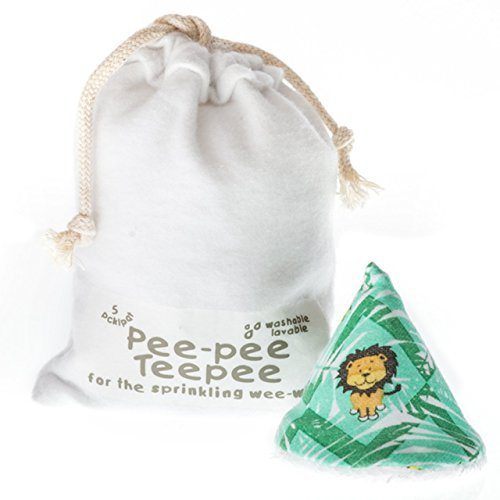 Pee-pee Teepee Jungle Green - Laundry Bag by Beba Bean (Beba Bean)