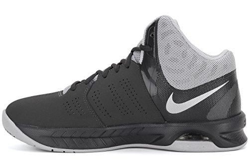 Air Visi Pro Vi Nubuck scarpa da basket nero / antracite 11.5 Anthracite/Wolf Grey/Cool Grey/Metallic Platinum
