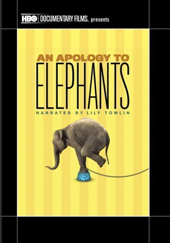 An Apology to Elephants by Amy Schatz