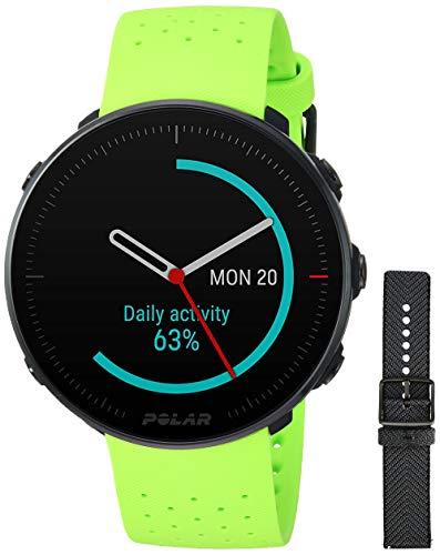 Polar Vantage M - Reloj de Running y Multideporte avanzado con GPS y frecuencia cardíaca basada en la muñeca (diseño Ligero y última tecnología) - 90075954