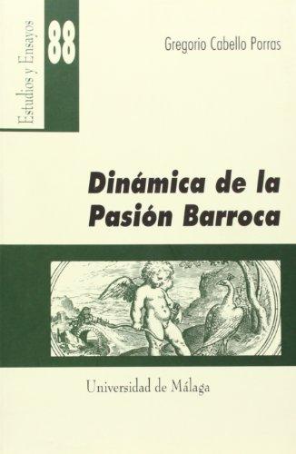 Dinamica de La Pasion Barroca Cover Image