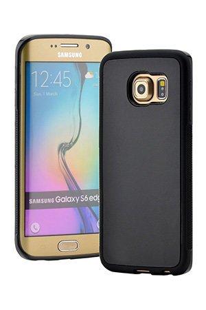 Coque Samsung Galaxy S6 Edge Noir - COQUE ANTI GRAVITE SAMSUNG GALAXY S6 EDGE