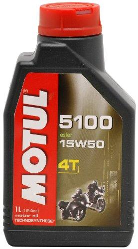 OLIO MOTUL 5100 15W50 TECHNOSYNTHESE ESTERE