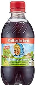 Rotbäckchen Lieblingsschorle Bio, 18er Pack (18 x 330 ml)