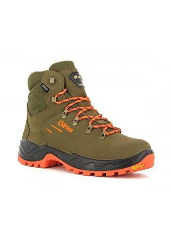 Chiruca, Mens Trekking E Scarpe Da Trekking Verde