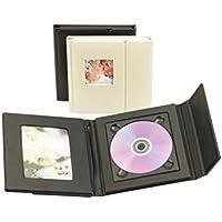 Kenro Firma Professional Single CD Folio White [CDF01W]