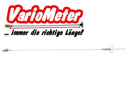 VarioMeter Ablänghilfe / Ablängstab für Motorsägen