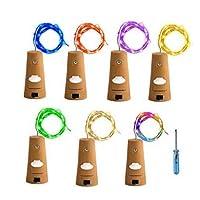 5Five Button Battery Box LED Copper Wire String Christmas Mini Lantern Battery Copper Wire Lamp Mini Fairy String Lights