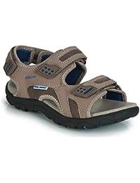 c7e08d306a4e6 Amazon.fr   Beige - Sandales   Chaussures garçon   Chaussures et Sacs