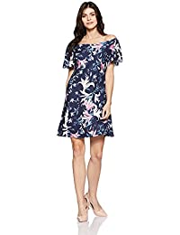 DJ&C By fbb Women's Skater Midi Dress