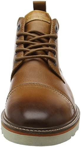 Pepe Jeans Barley, Chaussures de Football Homme Marron(869Tan)