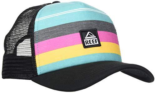 Reef Herren Peeler 2 HAT Schirmmütze, Blau (Aqua AQU), One Size (Herstellergröße: OS)