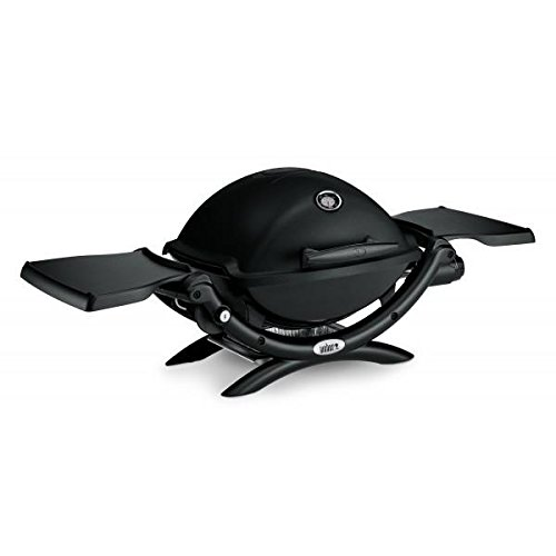 Weber q 1200 barbeque a gas