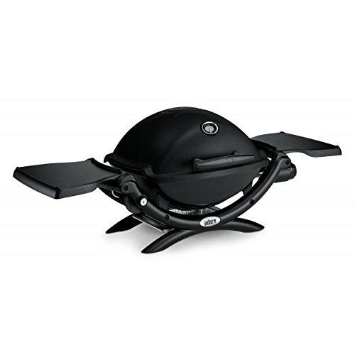 Weber Q 1200Grill schwarz - Weber Grill-freistehend