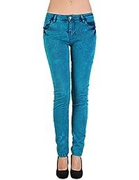 Alcott - Jeans - Femme fuxia