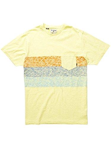 Herren T-Shirt Billabong Momentum T-Shirt Sun