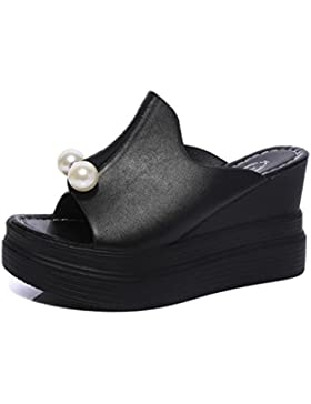 Sandalias para Mujer, RETUROM Sandalias de Verano para Mujer Peep-Toe Zapatos Sandalias Sandalias Casuales Zapatos...