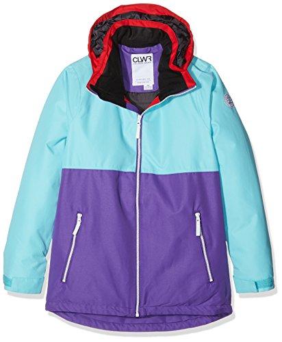 CLWR (Colour Wear) Kinder Slice Jacket, Blue, 160