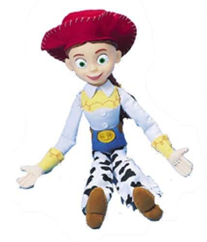 TOY Story 2 - JESSIE 16 inch Plush figure by Applause by Applause
