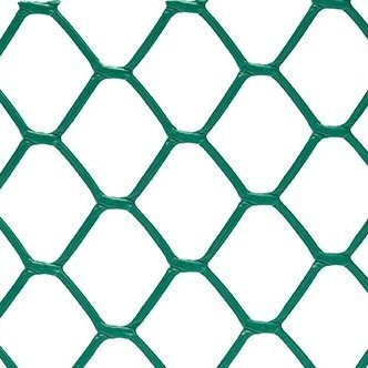 NORTENE 05 x 5 m Hexamas Garden MeshFencing Roll Green Amazon