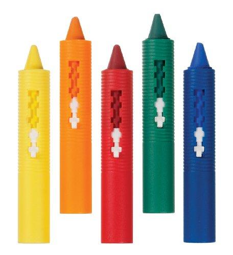 in-munchkin-munchkin-bagno-tempo-divertente-bus-disegno-a-pastelli-5-pezzi-japan-import