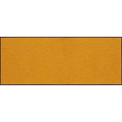 Erwin Müller Fußmatte gold Größe 75x190 cm